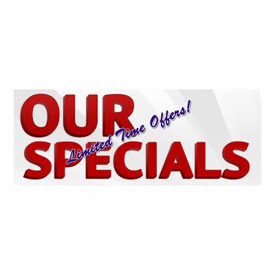 New U Specials